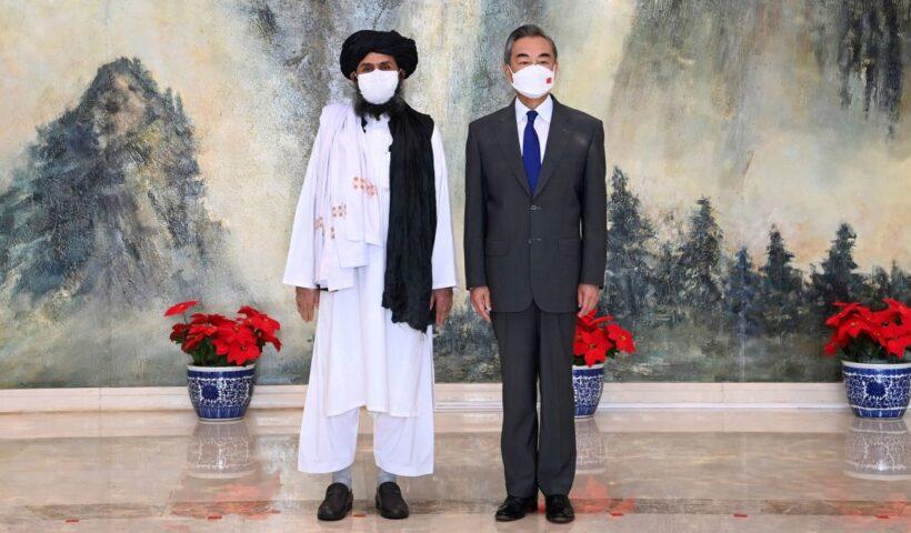 FOTO: XINHUA / REUTERS